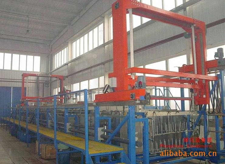 Phosphating Production Line
