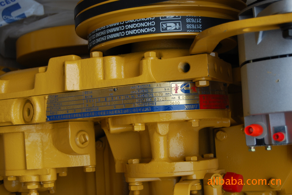 Air compressor diesel,SO10119 NT855-C280 diesel for Air compressor
