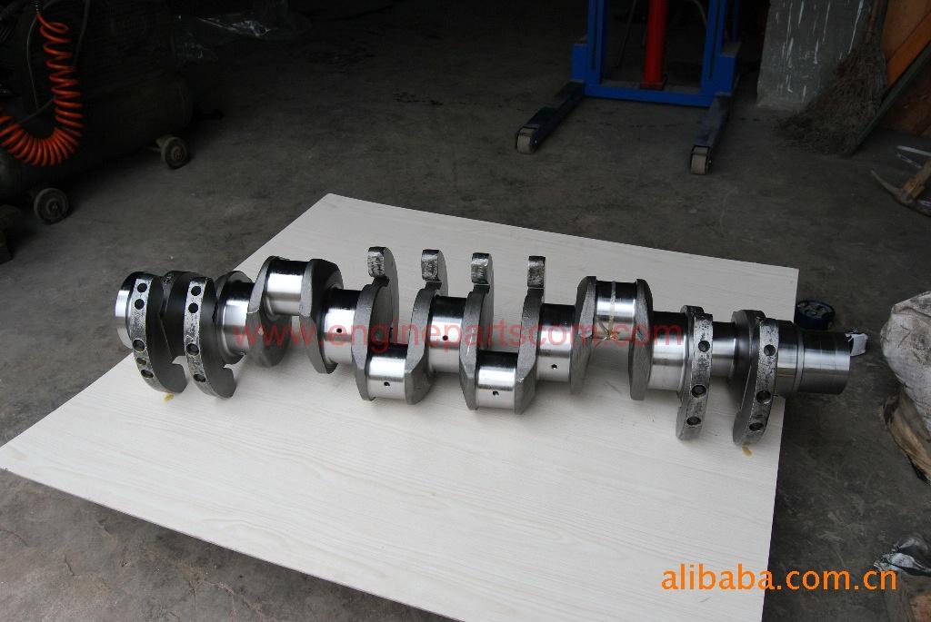 KTA19-P600柴油机曲轴总成3347569用于工程机械设备发动机SO40114