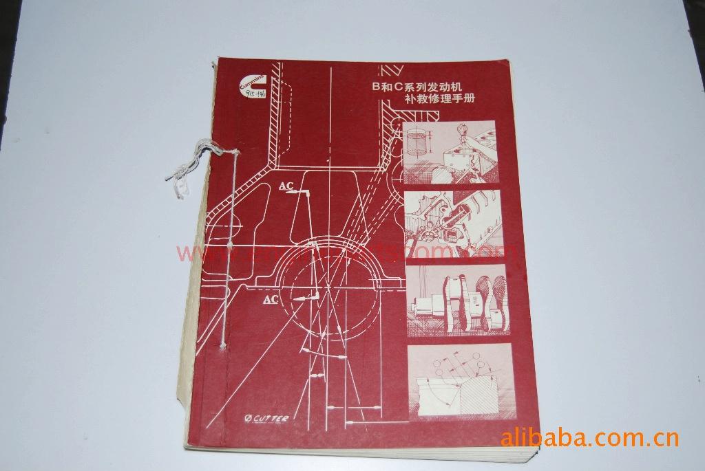 B5.9-C120康明斯B系列发动机维修手册