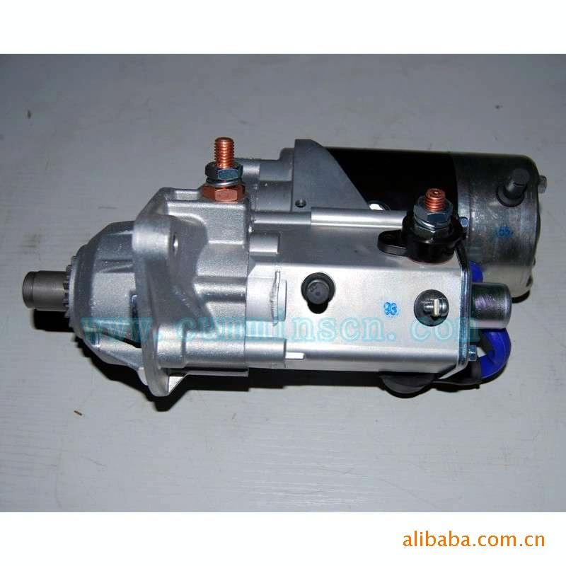 4ISB单缸柴油机配件起动马达3964427