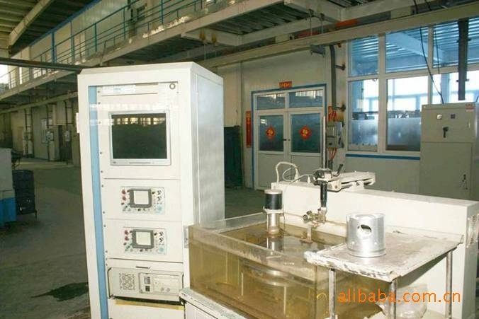 Ultrasonic Inspection Machine for Cooling Channel