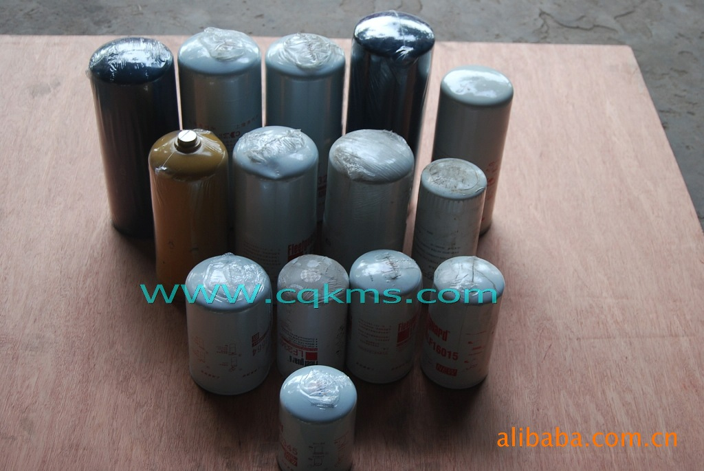 auxiliary vessel  MWM engine parts MWM lube oil filter