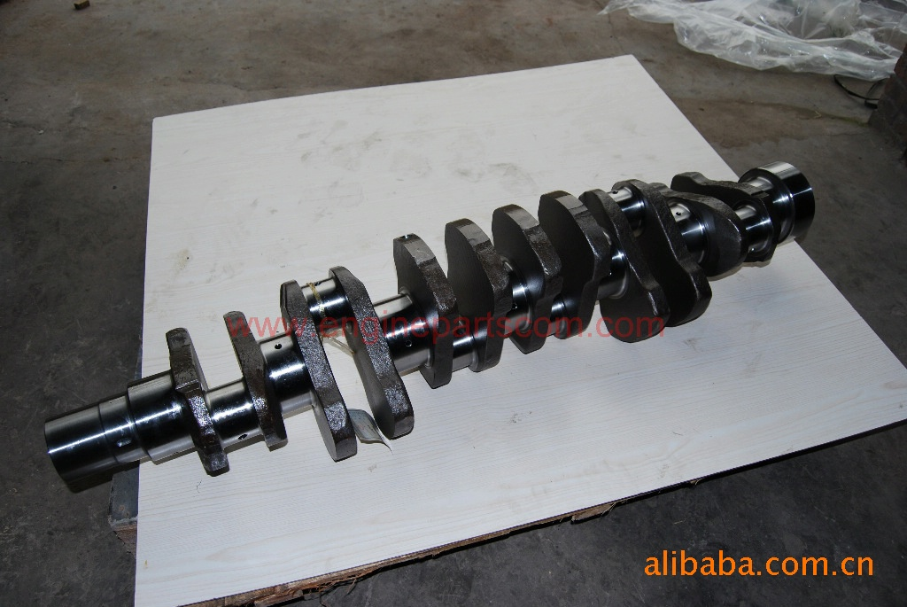 Mining vehicles crank shafts 3054866 Whole crank assembly for NT855 cummins engine Mining vehicles