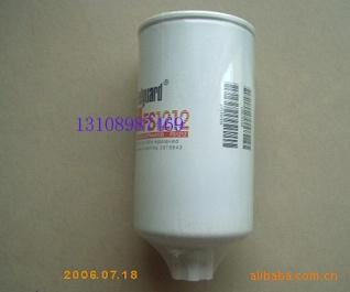 CCEC康明斯柴油发动机燃油滤清器FS1212