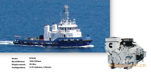 KTA38-G4康明斯发动机型号KTA38-G2A