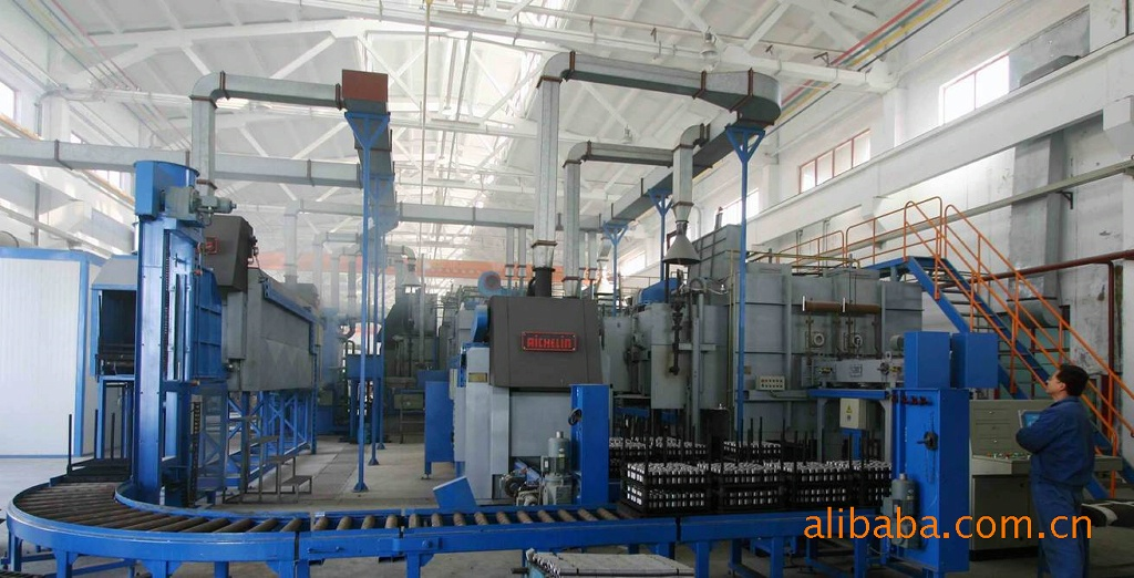 Carburization & Quenching Furnace