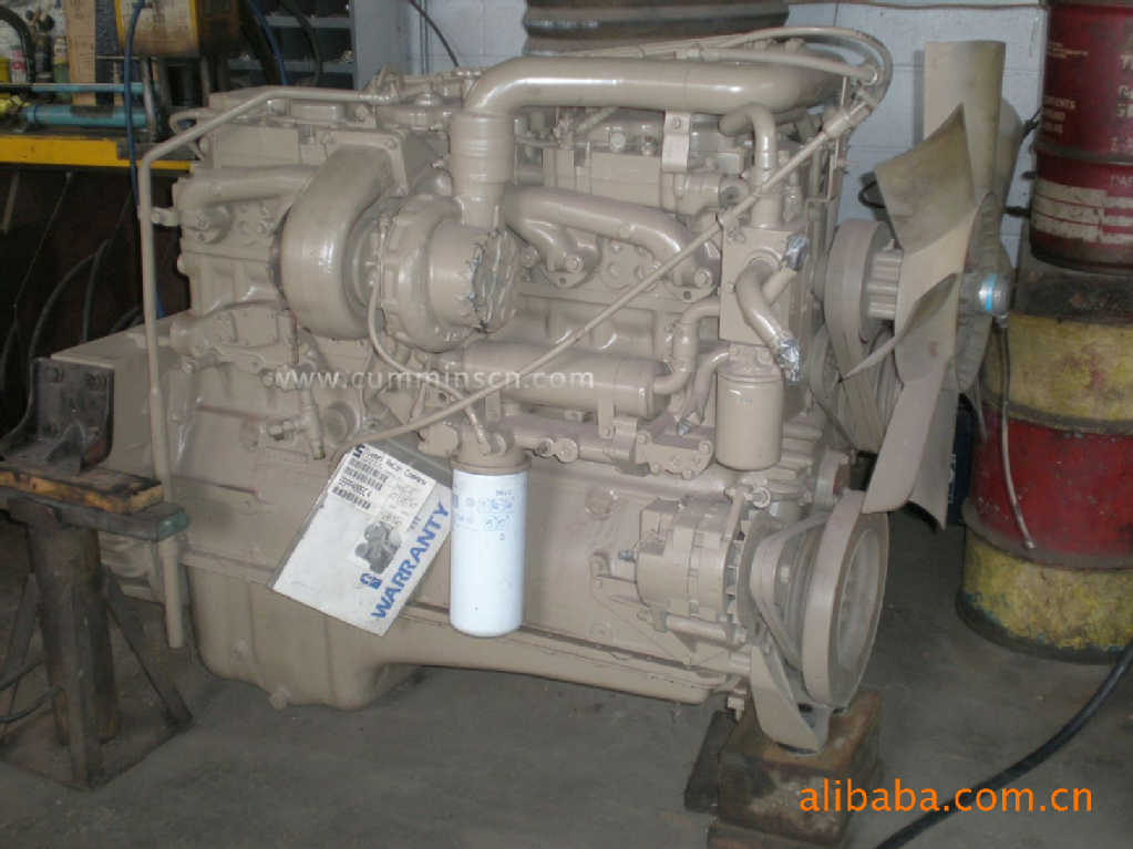 Air compressor engine,SO13653 NTA855-C335S10 engine for Air compressor