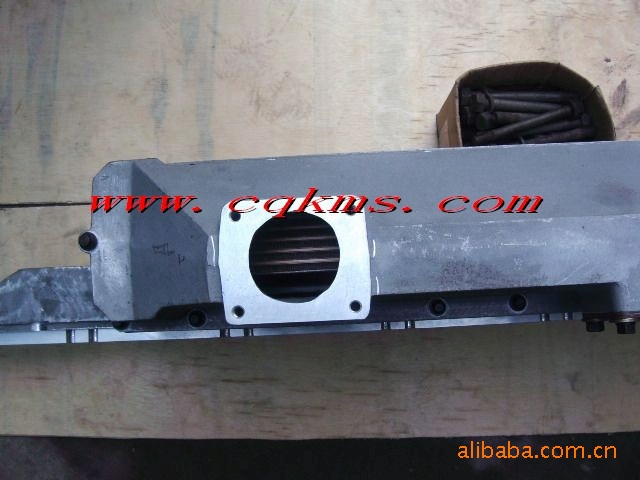 Cummins engine intercooler 3655246