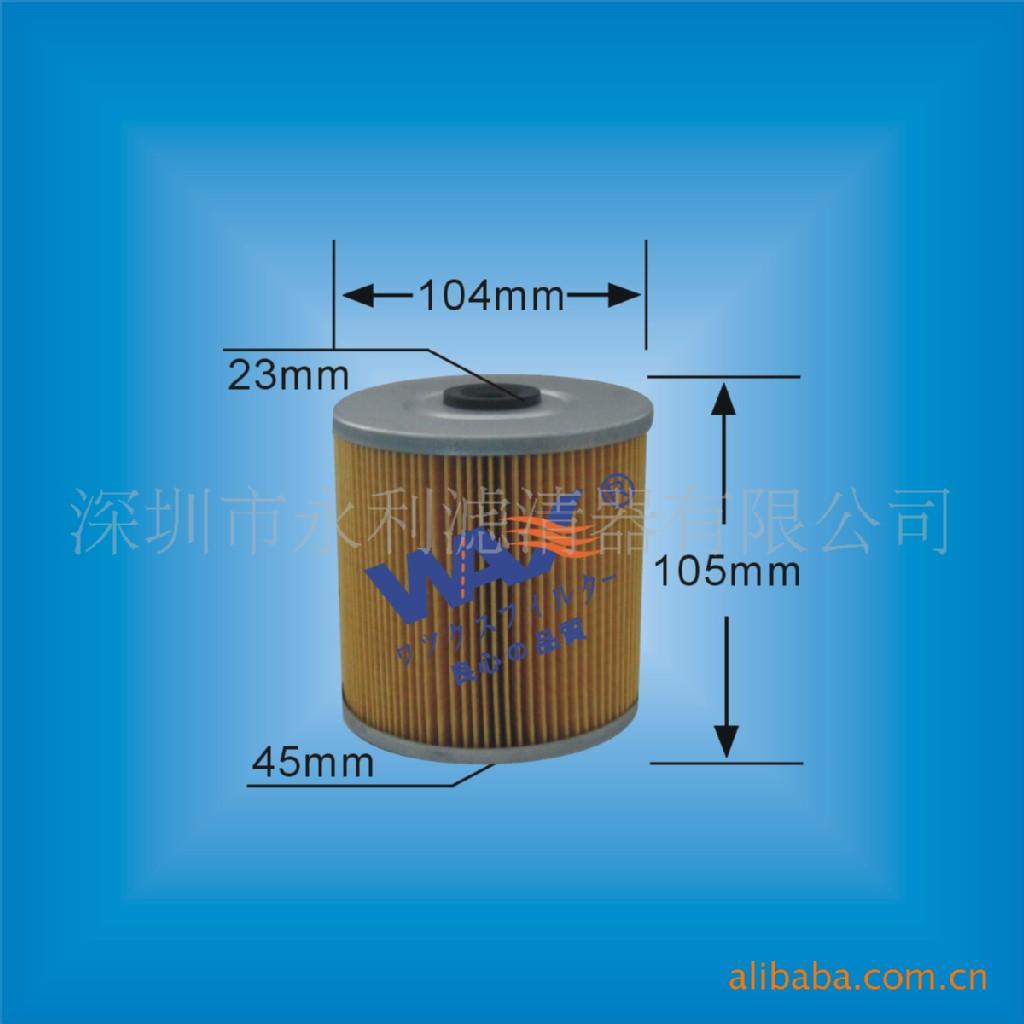 厂家批发供应日野汽车机油滤芯23401-1150
