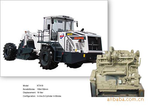 KPA19-C525 KTA19-P680重庆康明斯发动机