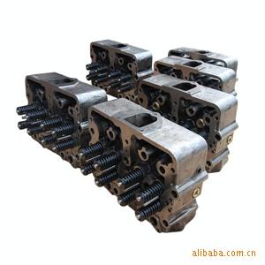 内蒙古 乌兰察布 康明斯缸盖  高原发电机组用的NT855发动机康明斯气缸盖3418529
