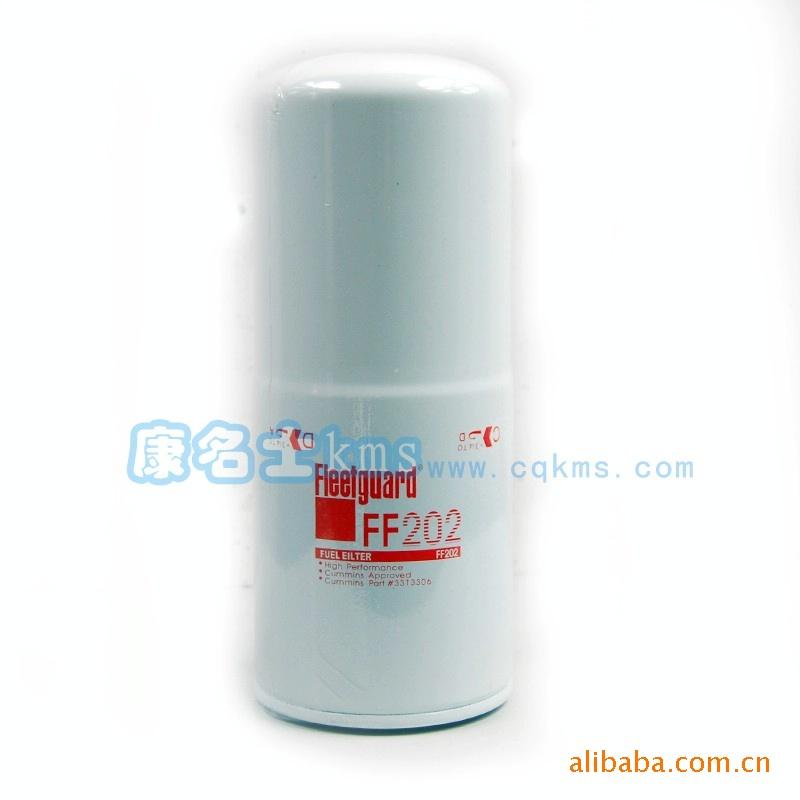 CCEC康明斯柴油发动机燃油滤清器ff202