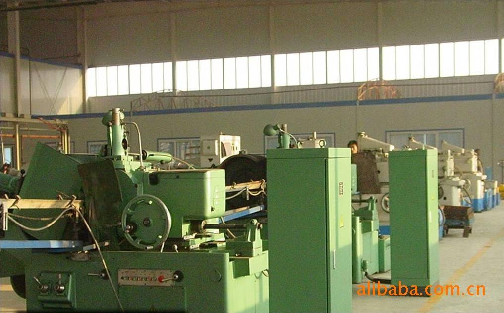 Piston pin grinding line
