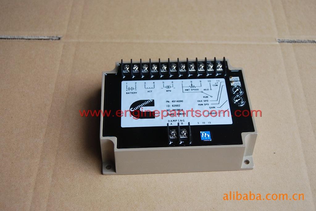 CCEC康明斯柴油发动机调速板4914090