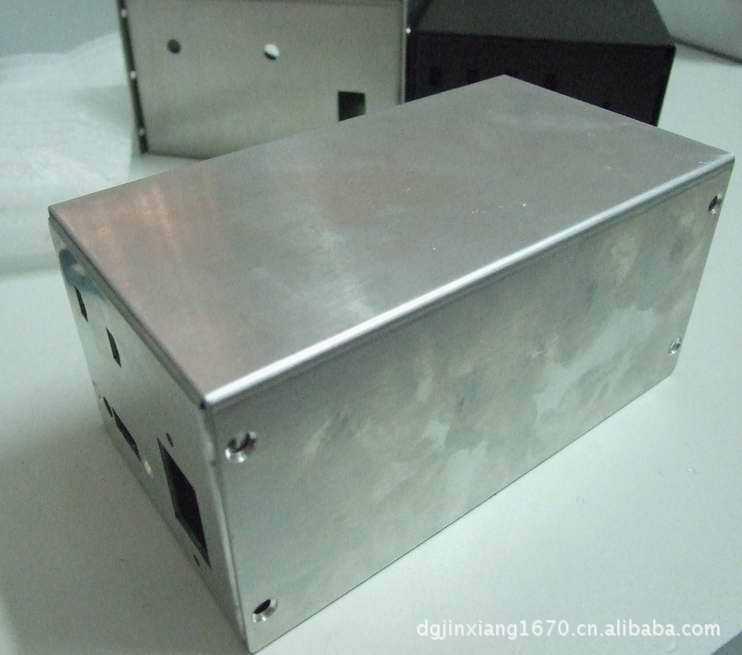 要求铝合金电源盒外壳图纸按规格定制开模图康佳t2526a图纸图片