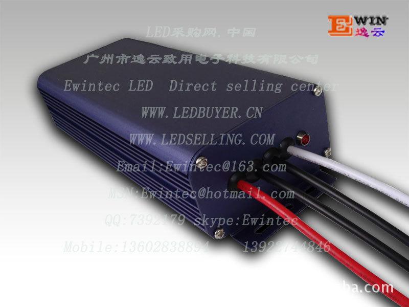 高效大功率恒流车载防水升压电源DC12V升32V7.4A237WDCDC升压电源