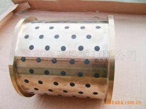 金属基镶嵌式固体自润滑轴承