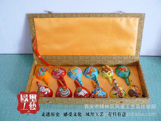 陕西民俗旅游纪念品,特色手工民俗礼品,陕西特