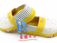 Кроссовки для девочек Autumn hot-selling 208 fashion shoes female child diamond canvas single shoes 14.7-17cm