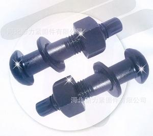 供应组合件扭剪型度螺栓 大六角 扭剪螺栓 钢结构配件