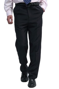 [Recommended] factory direct business suits for men and women trousers navy blue trousers men