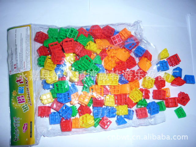 厂家直销 儿童桌面玩具 幼儿益智玩具 正方形拼撘积木图片,供应 厂家