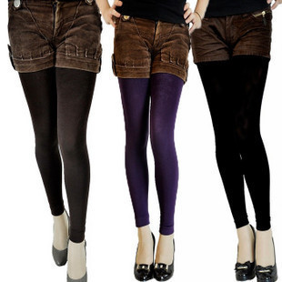 1011 a large number of spot wholesale multicolor autumn and winter bamboo charcoal the the monolayer pull Rongku pantyho