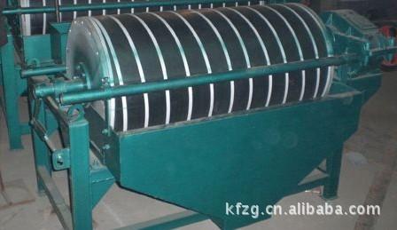 湿式磁选机CT系列 永磁湿式磁选机 顺流、逆流湿式磁选机
