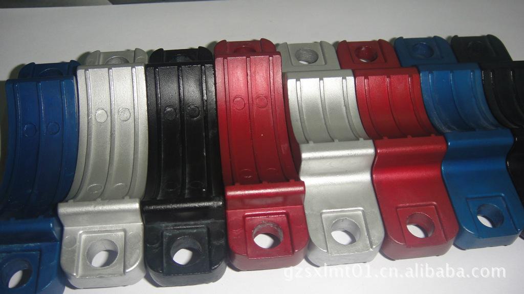【提供压铸铝件硬质阳极氧化及着色加工处理(