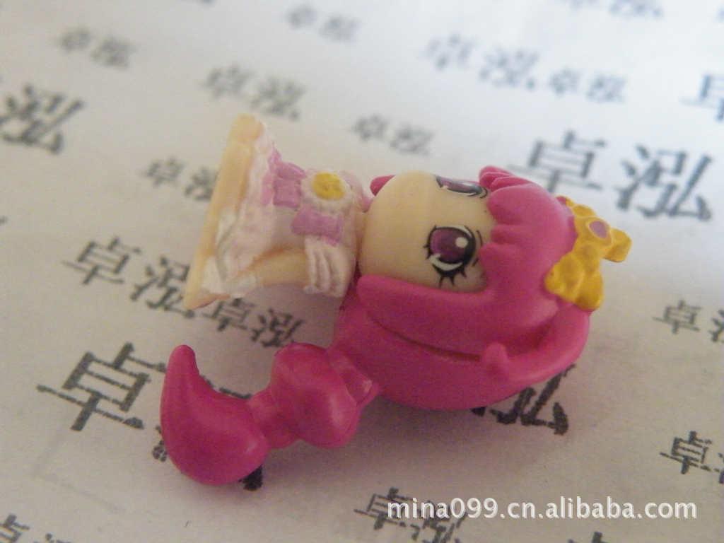 卡通可爱长发萌公主