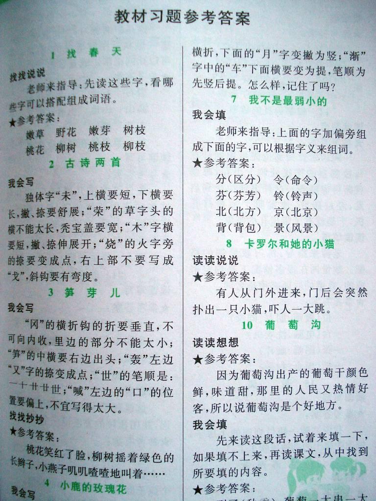 【供应教辅图书字词句段篇章二年级下册人教实
