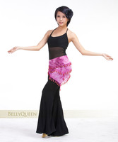 Женская одежда Belly Dance Hip Scarf, BellyQueen
