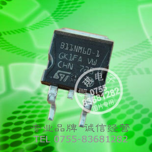STB11NM60-1