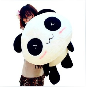 可爱玩具小熊猫图片
