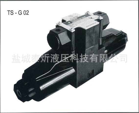 经销批发 高压大流量 TSG03 2C电磁换向阀 质量上乘图片