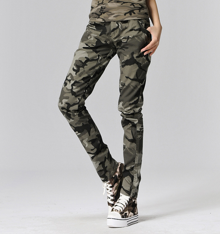 Perfect Womens Military Cargo Pants  EBay