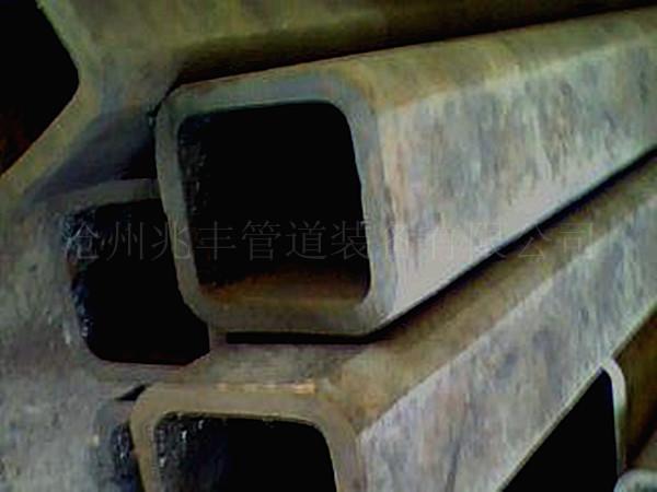 长春厚壁150×550无缝矩管、160×180无缝方管、160×200无