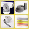 工厂现货 高亮化纤反光条 亮银TC反光布 5CM反光带 衣用反光材料