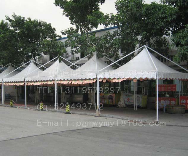 广州4 4四角帐篷 尖顶蓬 户外帐篷 吊顶蓬 组装帐篷 -阳篷 雨篷 中国黄页
