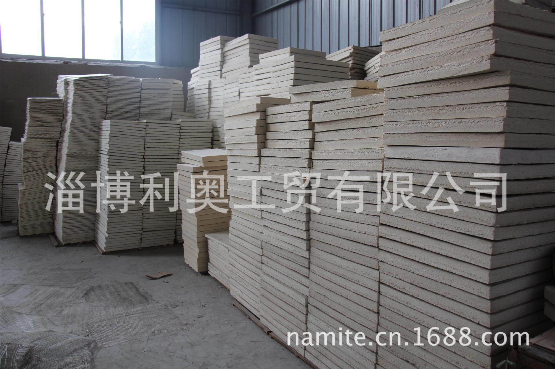 供应优质陶瓷纤维防水板 陶瓷纤维板 陶瓷纤维制品图片