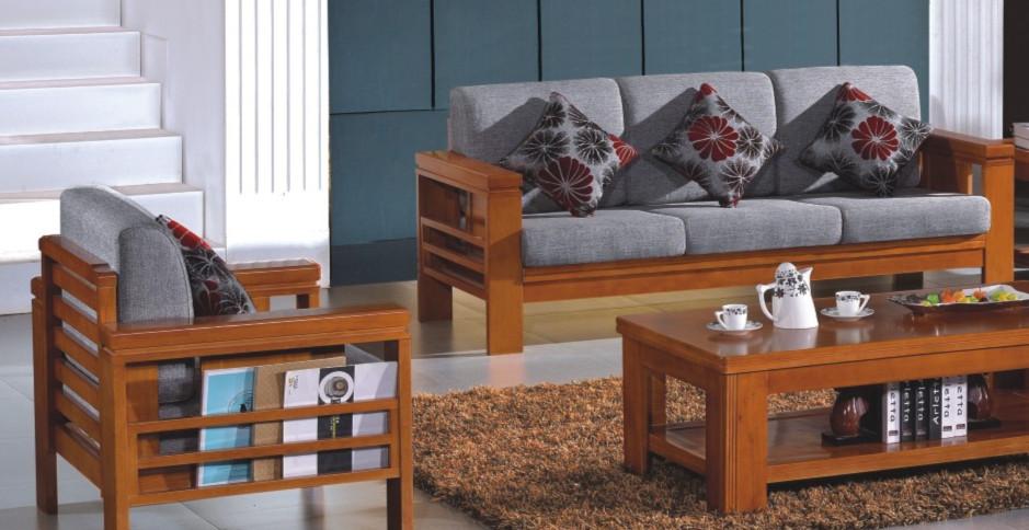 香樟木沙发实木沙发南康家具简约实木加布橡木沙发31