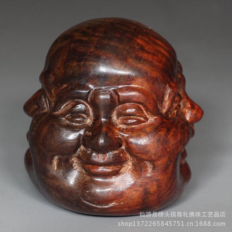 手把件 摆件 木质工艺品 酸枝喜怒哀乐 红木手把件 雕件挂件批发图片,
