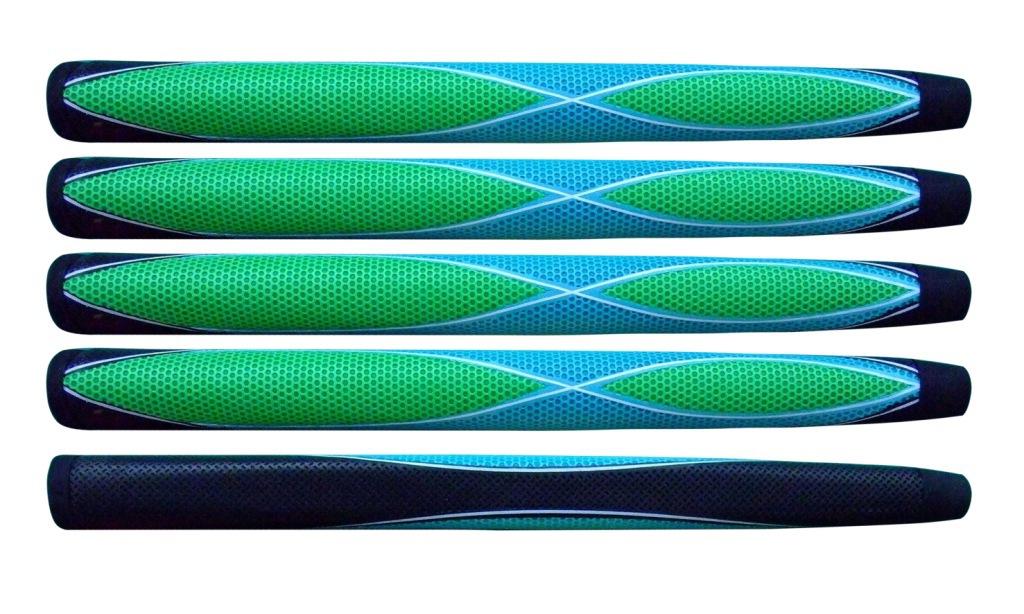 厂家供应高尔夫PU握把 推杆握把 golf grip 使用3855M4-RD