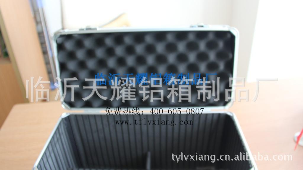 【山东设备定做精密仪器设备工厂手提箱铝箱李永堂塑性密码成形图片