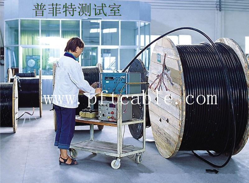 普菲特专业生产超五类室外阻水网线0.51铜包银网线厂家直销图片_11