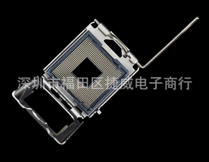 【台式机INTEL775CPU无铅底座 已植好锡球 板