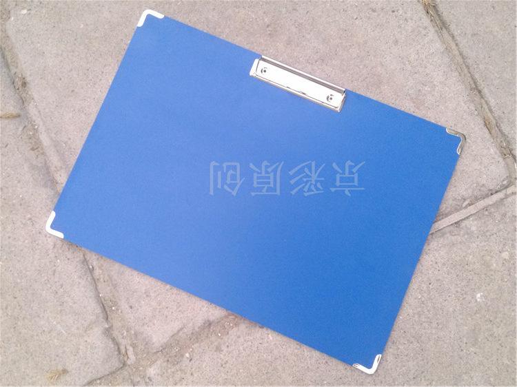 横款彩色板夹 速写板放A3纸8开纸办公文件夹 -价格,厂家,图片,