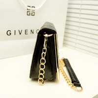 Маленькая сумочка 2013 classic vintage chain bag plaid iron bags one shoulder cross-body small bags