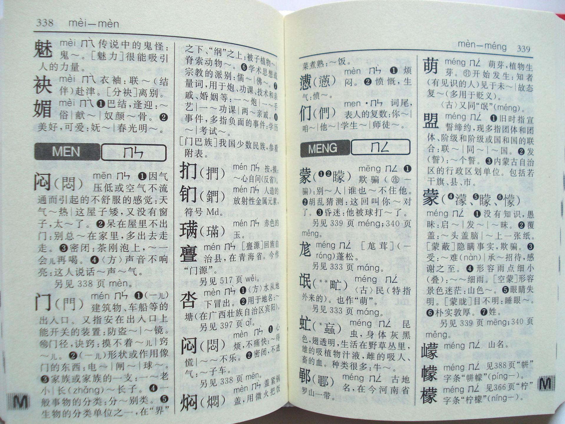【新华字典 第11版 商务印书馆 工具书 书籍 词